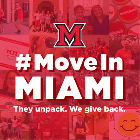 #MoveInMiami: They unpack. We give back.