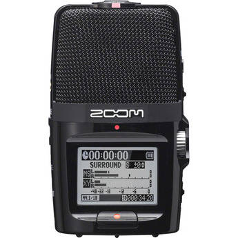 Zoom H2 Next Digital Recorder