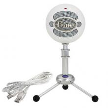 Blue brand snowball microphone